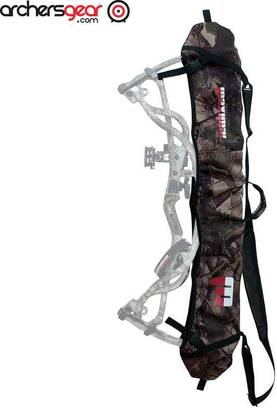 Compound Bow Sling Archery Carry Bag Shoulder Strap Hunting Multi-functional